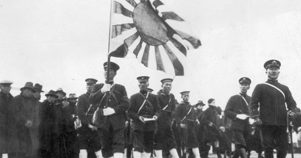 the role of japan and china in world war two From its inception, the great war was by no means confined to the european continent in the far east, two rival nations, japan and china, sought to find their own role in the great conflict.