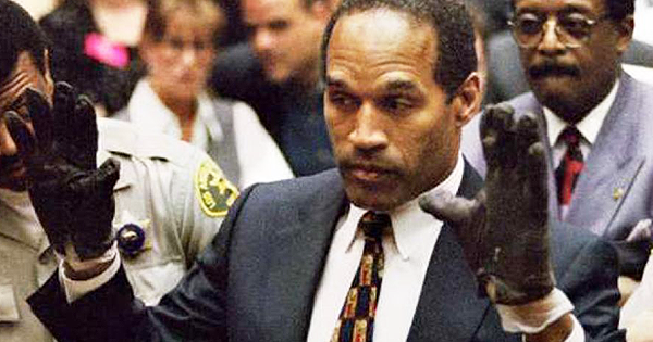 the oj simpson case The case goes to trial with no weapon after simpson was charged with the murders, the case went to trial without a weapon brown simpson was likely stabbed four times in the neck before the final.