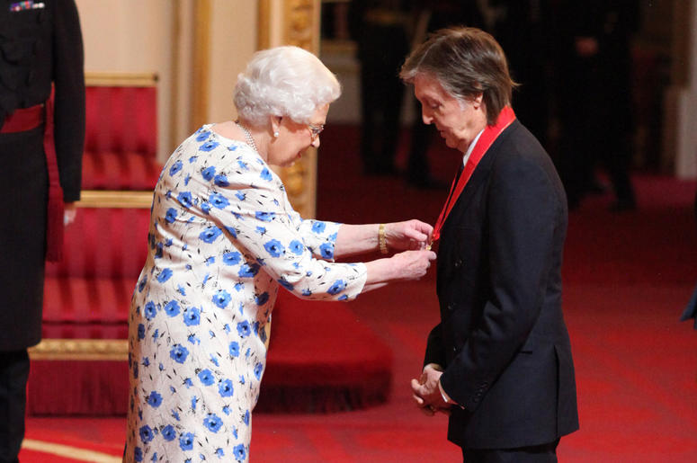 knighted british actors | Rock Stars Who Have Been Knighted