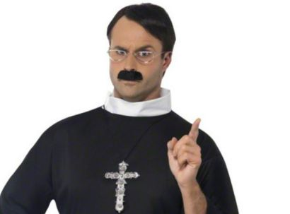 Little Known Facts...Which State is it Illegal to Dress up as a Priest on Halloween?